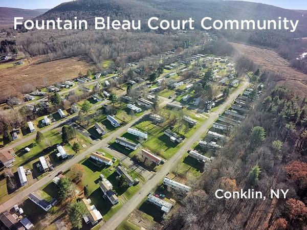 Teton Sells Fountain Bleau Court Mobile Home Community After 9-Month Hold