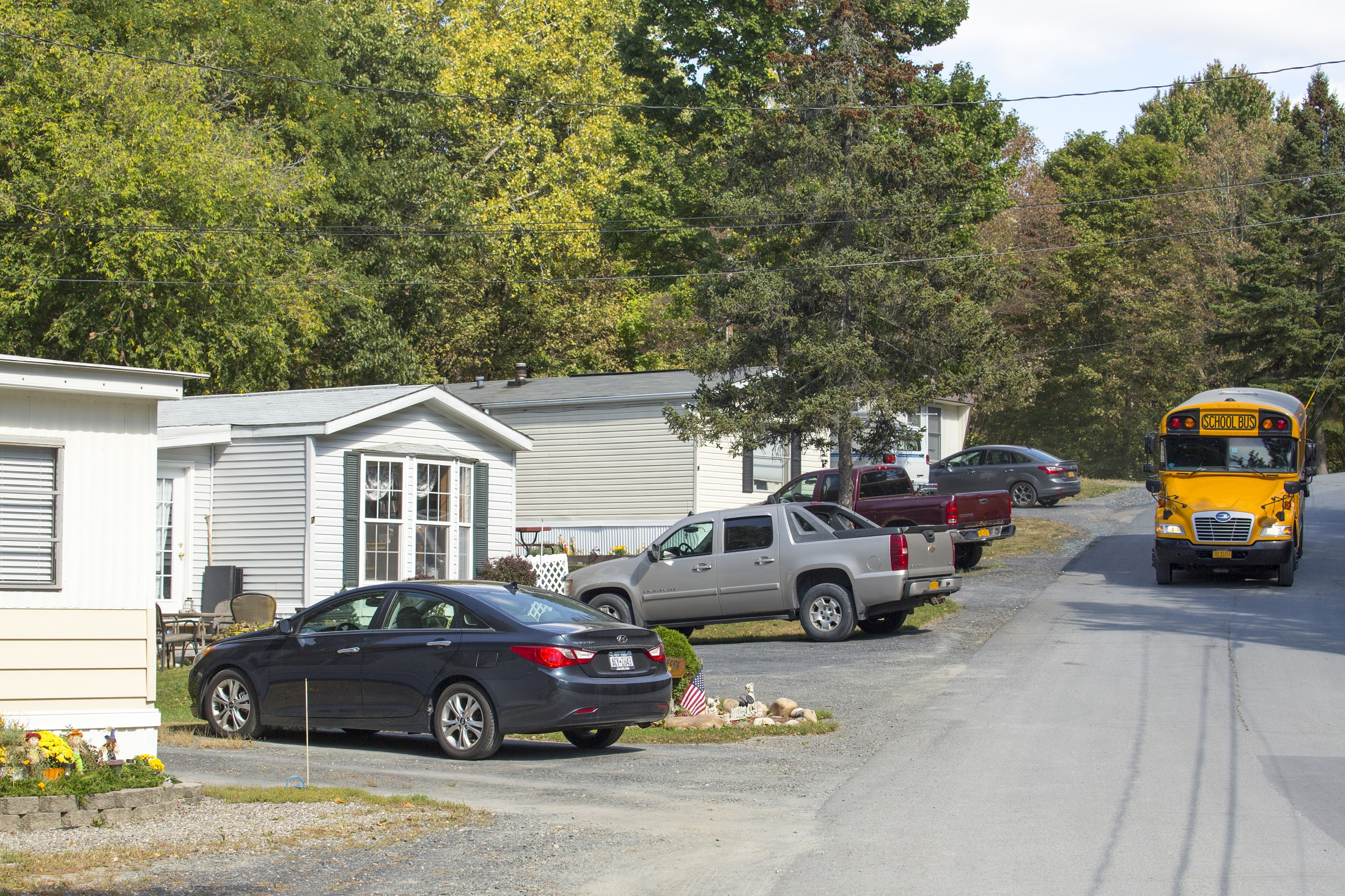 Teton Management Corp Purchases Mobile Home Community In New York's Capital District